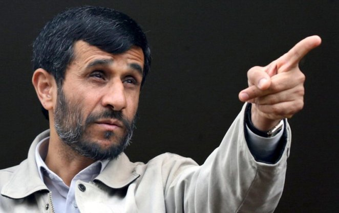 Image result for Presiden Iran Mahmoud Ahmadinejad